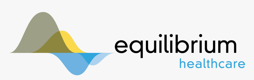 Equilibrium Healthcare - Graphic Design, HD Png Download, Free Download