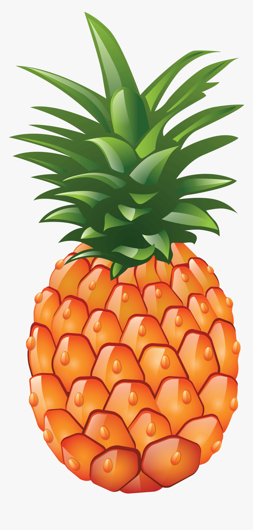 Pineapple Png Photo Image - Pineapple Fruit Clipart Png, Transparent Png, Free Download