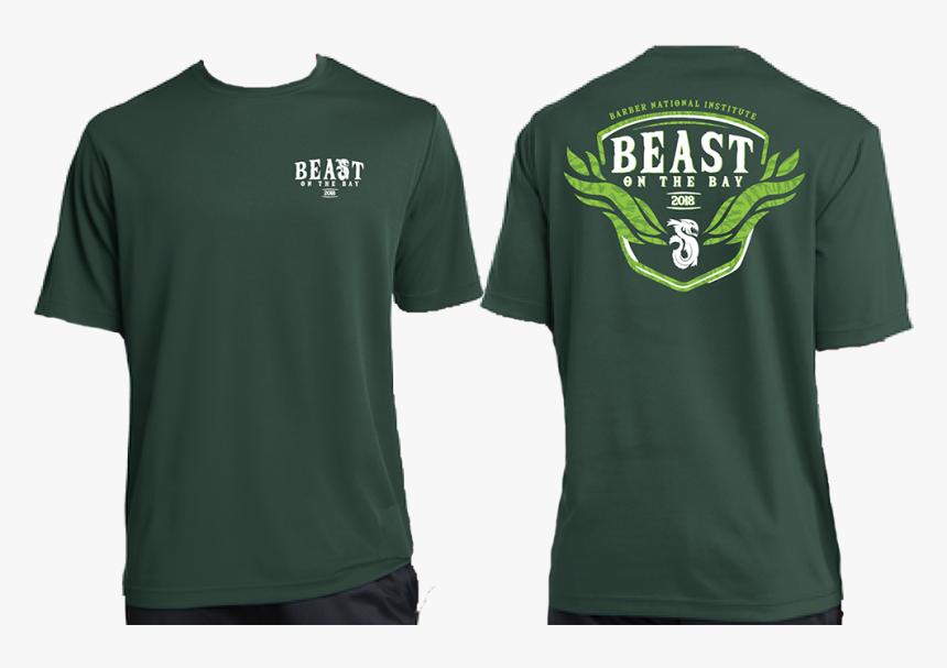 2018 Participant Shirt Design - Active Shirt, HD Png Download, Free Download