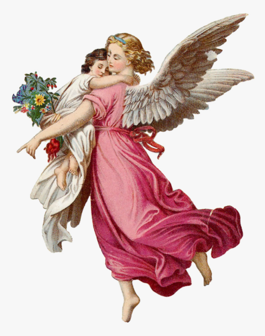 Download Christmas Angel Png Free Download - Angel Transparent Background, Png Download, Free Download