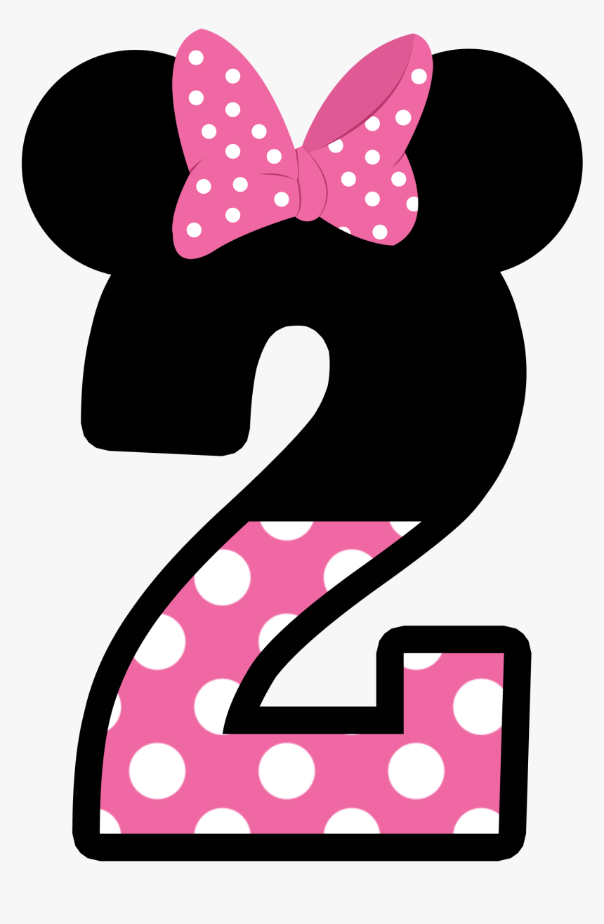 Minnie Mouse No 2, HD Png Download, Free Download