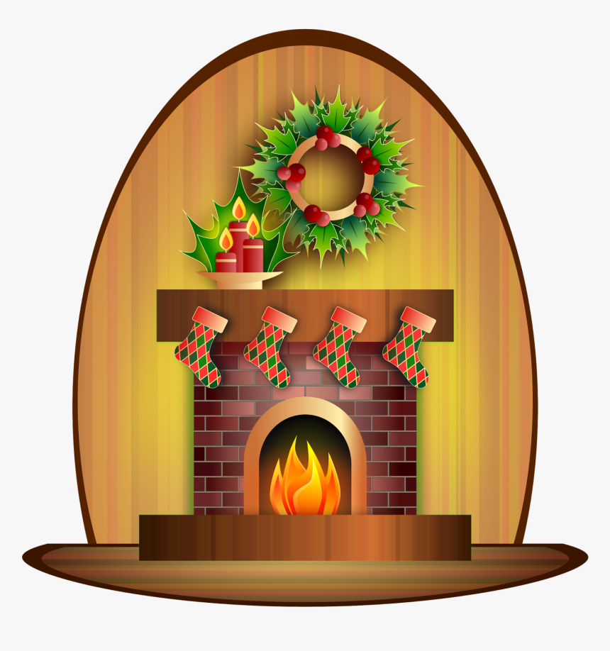 Christmas Ornament - Chimney Christmas Png, Transparent Png, Free Download