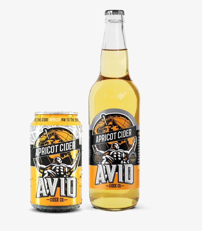 Beer Bottle - Vanilla Bean Pear Cider, HD Png Download, Free Download