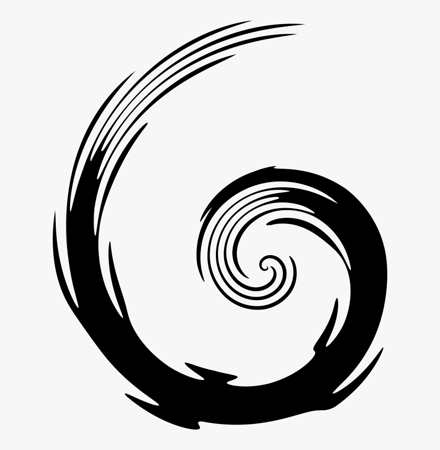 Free Swirl Clipart Clip Art At Clker Vector Clipartix - Clipart Swirl Circle, HD Png Download, Free Download