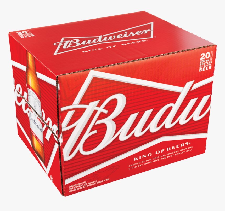 Box Of Budweiser, HD Png Download, Free Download