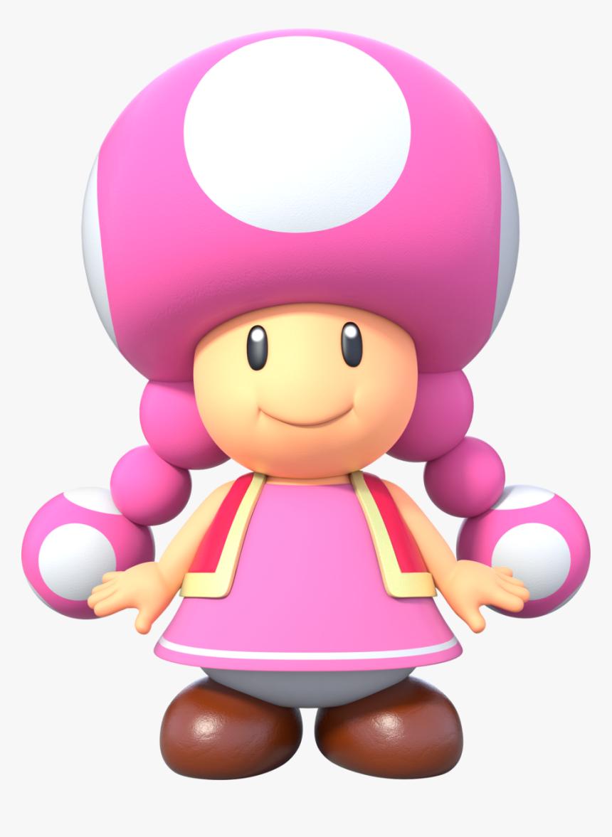 New Super Mario Bros U Deluxe Characters Transparent Super