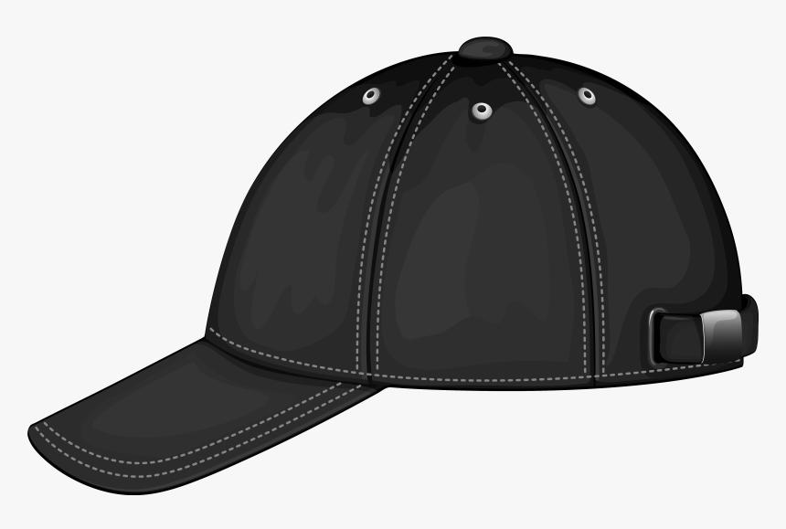 Black Baseball Cap Png Image Clipart Best Web Clipart - Black Baseball Cap Clipart, Transparent Png, Free Download