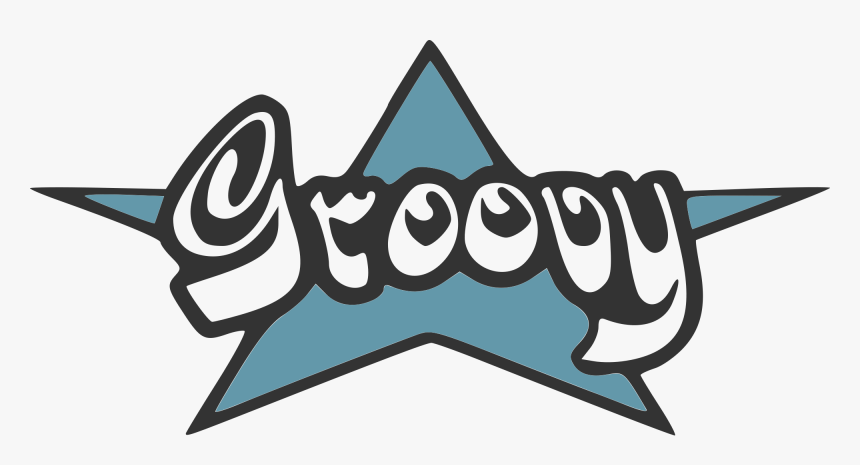 Dallas Cowboys Clipart Log - Groovy Language Logo, HD Png Download, Free Download