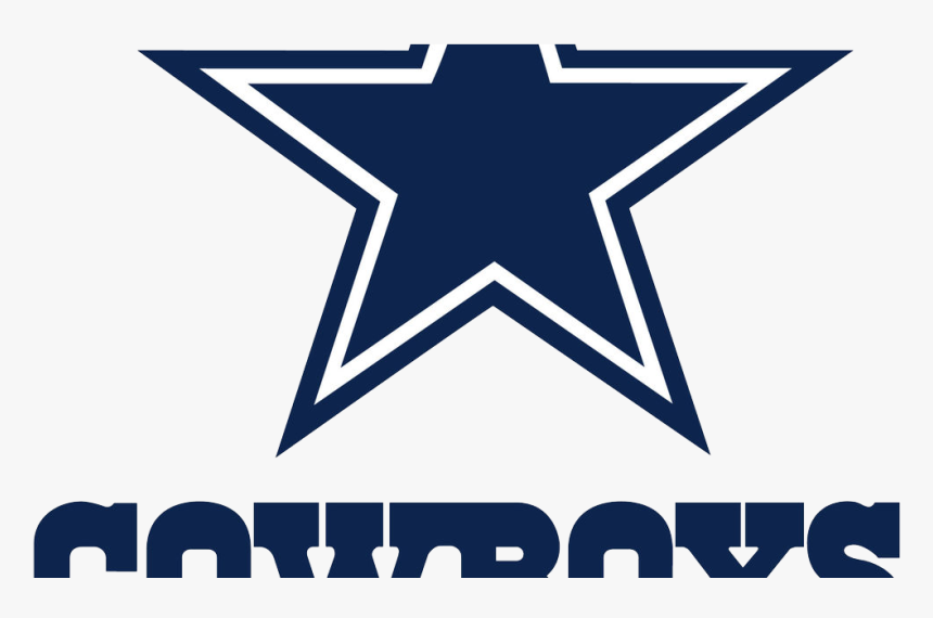 Pro Football Journal Cowboys All Career Year Team- - Dallas Cowboys Logo Transparent, HD Png Download, Free Download