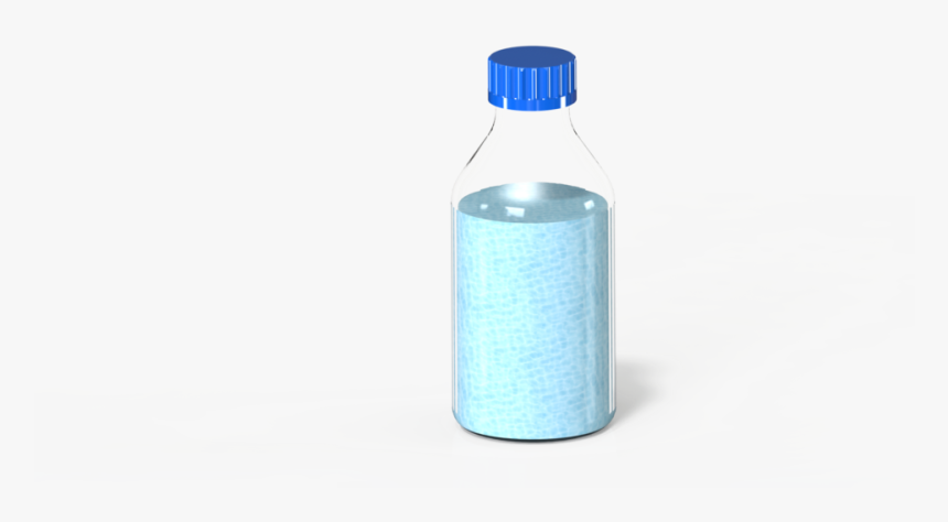 Water Bottle , Png Download - Glass Bottle, Transparent Png, Free Download