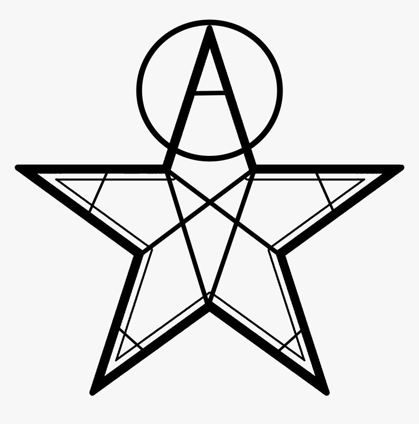 Transparent Jim Morrison Png - Symbol Of Black Magic, Png Download, Free Download