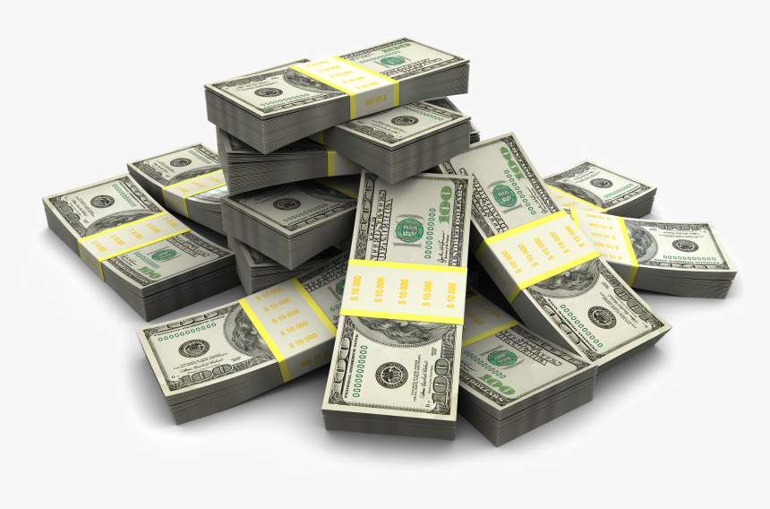 Stack Of Money Png, Transparent Png, Free Download