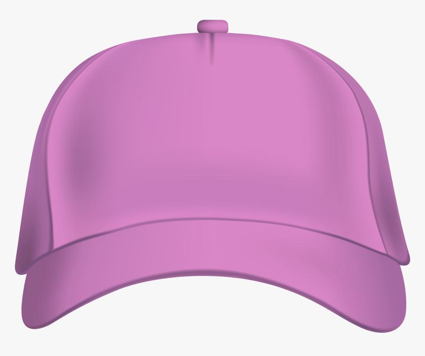 Pink Hat Png - Baseball Cap, Transparent Png, Free Download