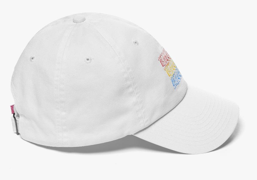 Brooklyn Scribble Dad Hat - Baseball Cap, HD Png Download, Free Download