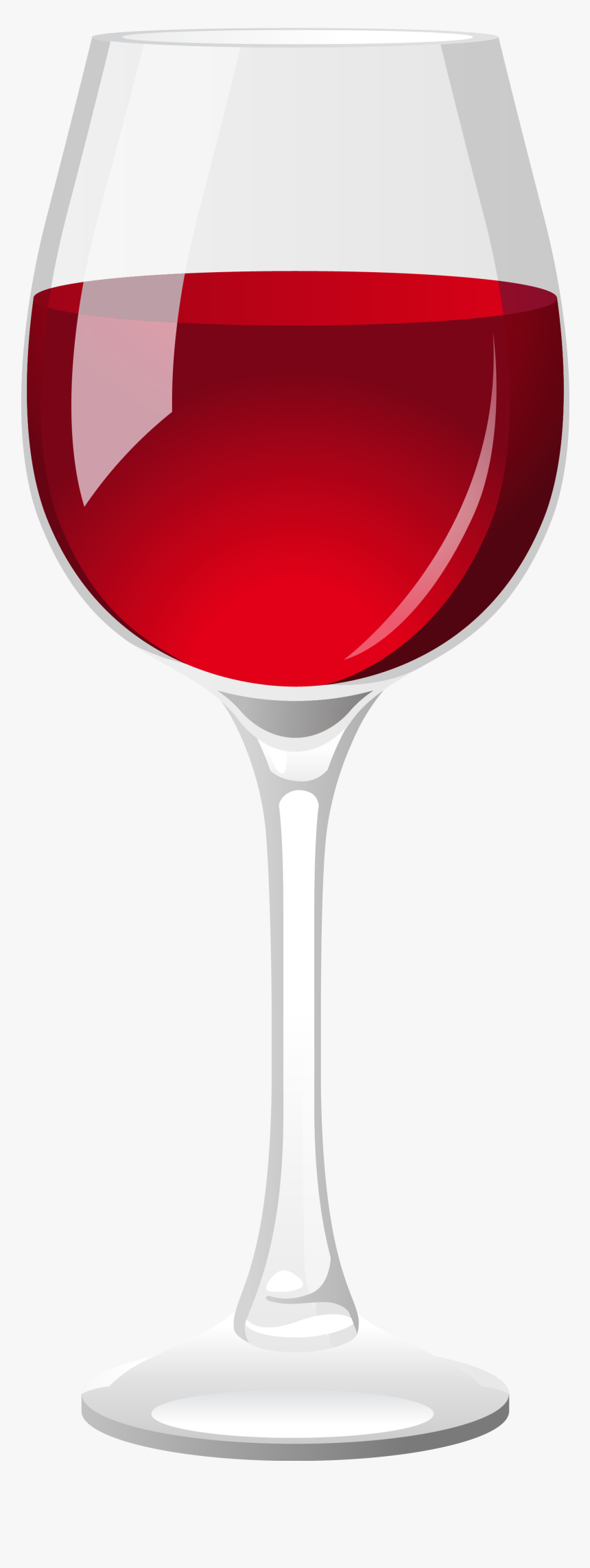 Red Wine Glass Png Clipart - Red Wine Glass Icon, Transparent Png, Free Download