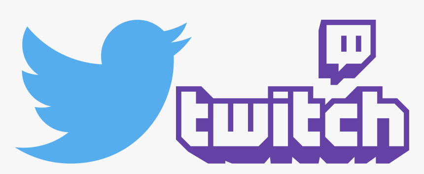 Transparent Twitch Png Transparent - Twitch And Twitter Transparent, Png Download, Free Download