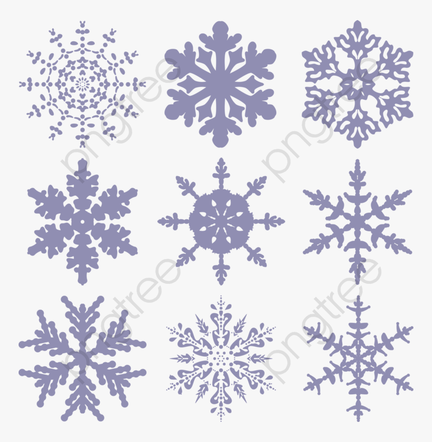 Beautiful Snow Falling Portfolio Snowflakes Clipart - Clip Art, HD Png Download, Free Download