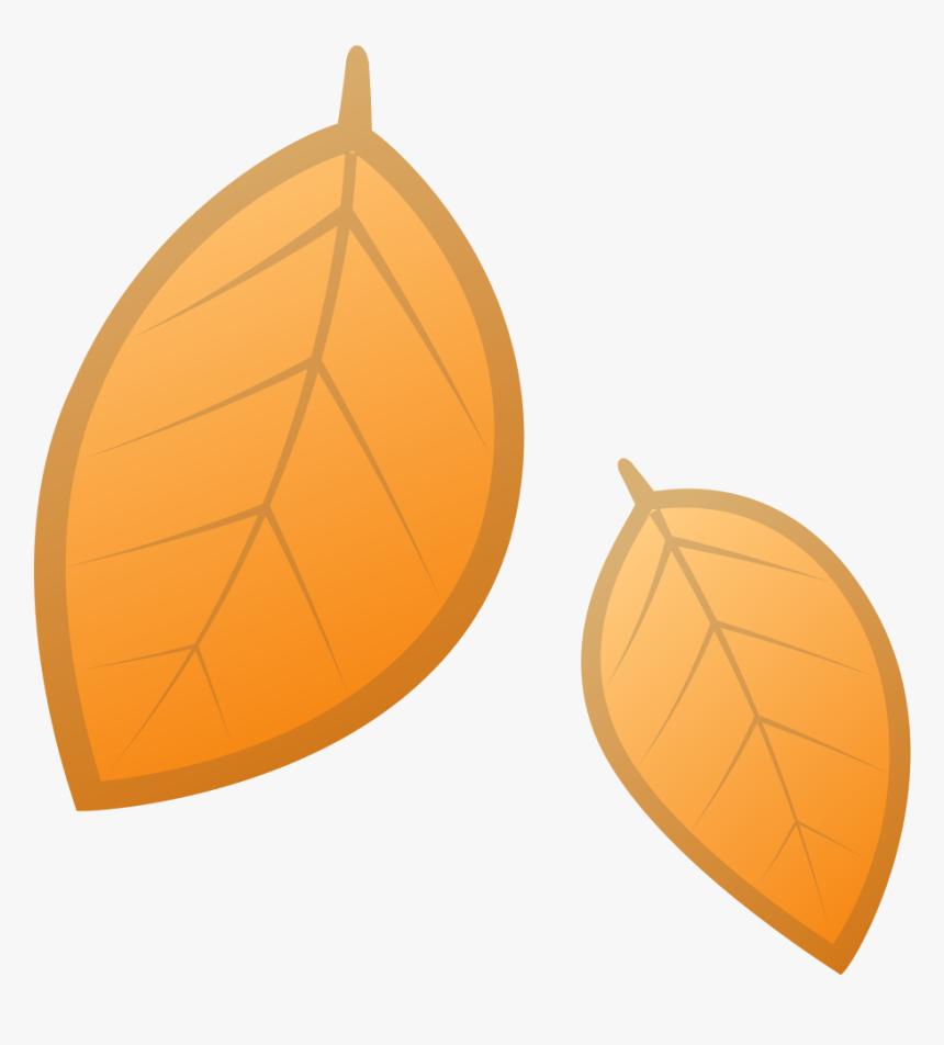 Fallen Leaf Icon Fall Leaves Emoji Hd Png Download Kindpng