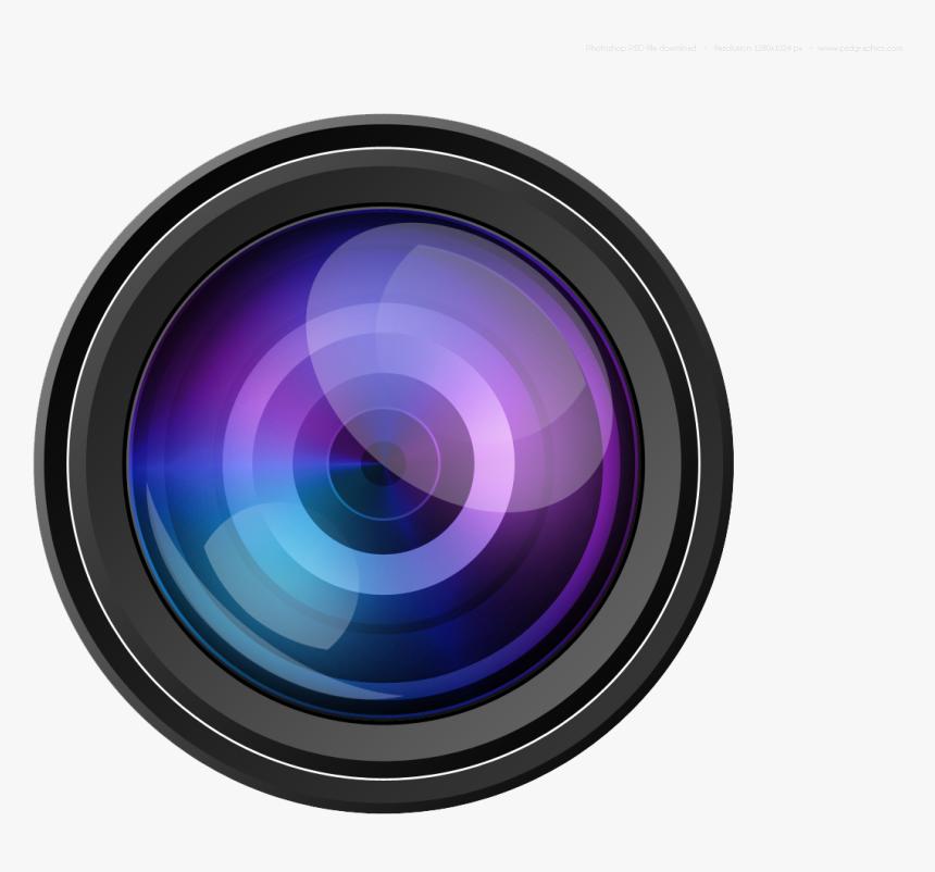 Download Camera Lens Png File - Camera Lens Transparent Background, Png Download, Free Download