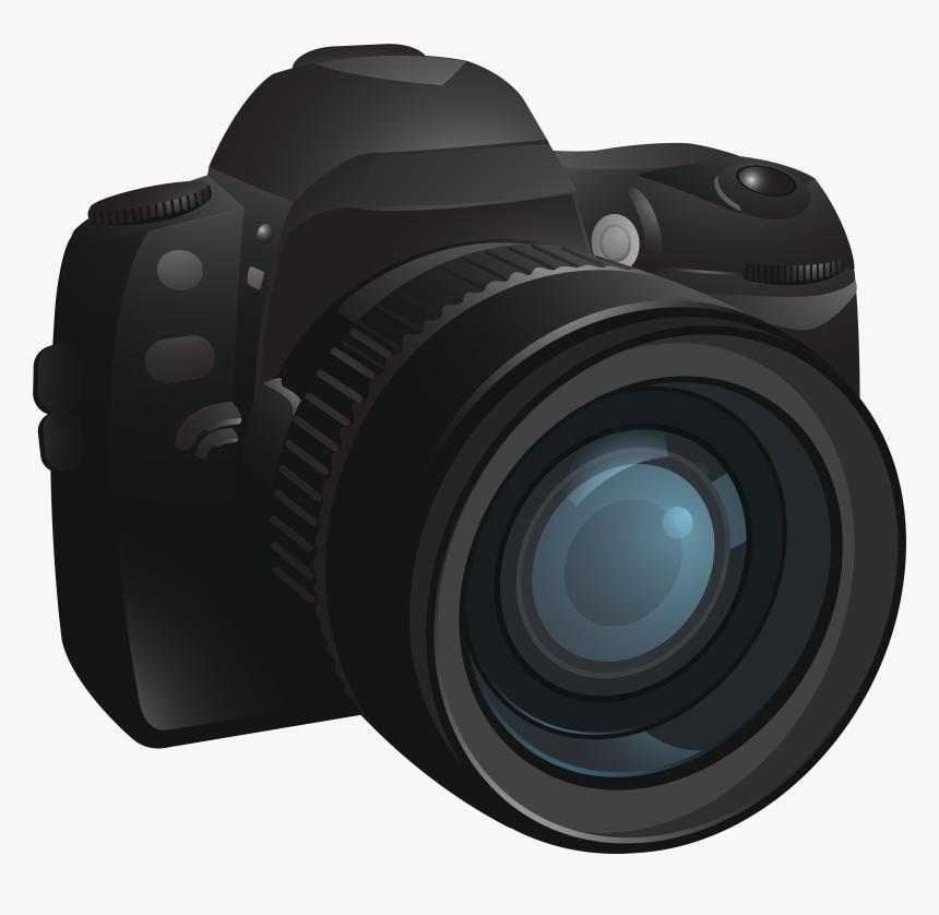 Digital Slr Camera - Camera, HD Png Download, Free Download