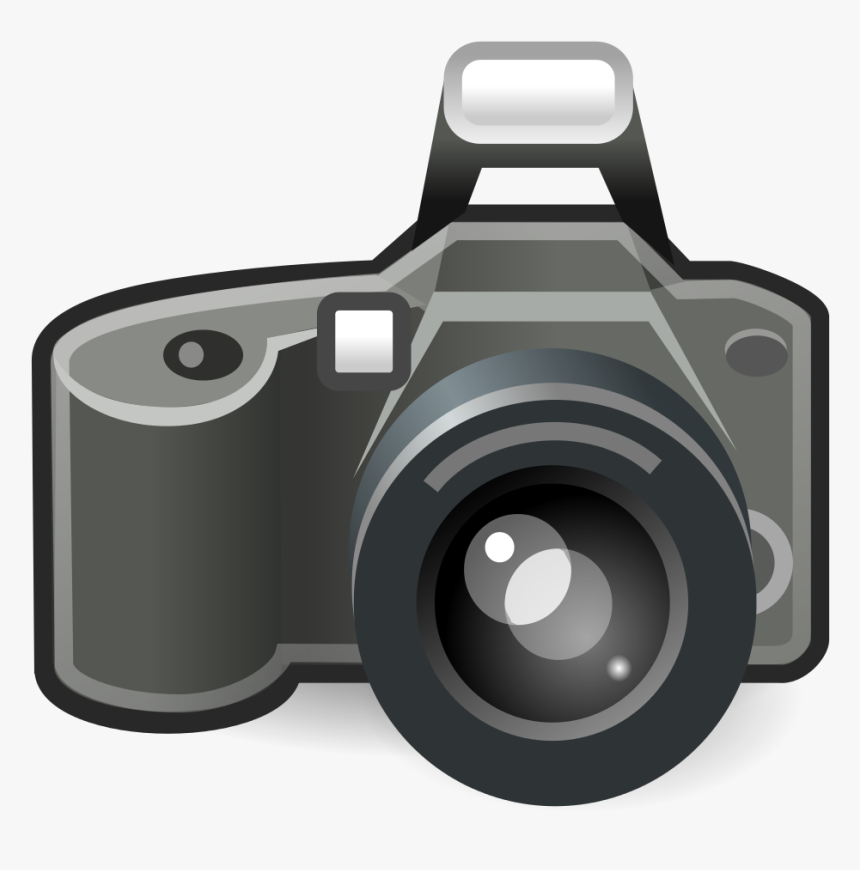 Transparent Background Camera Clipart, HD Png Download, Free Download