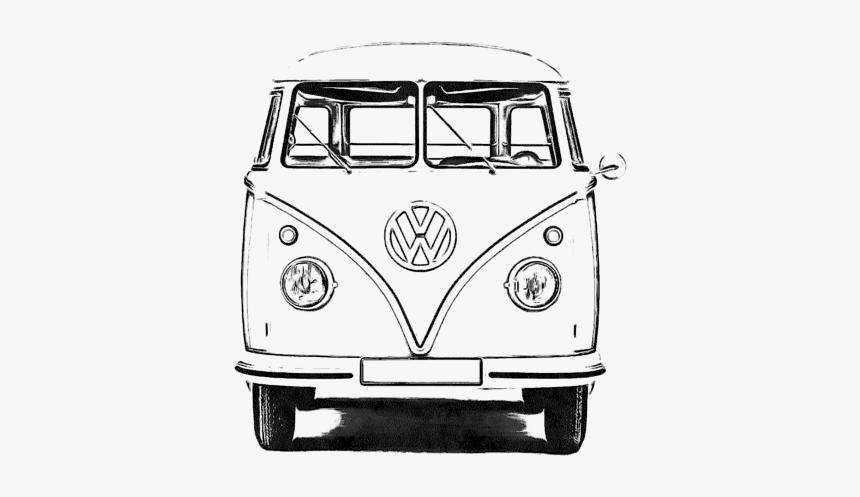 Vw Hippie Van Clipart Cliparthut Free Clipart   Vw bus, Vw van, Vw camper