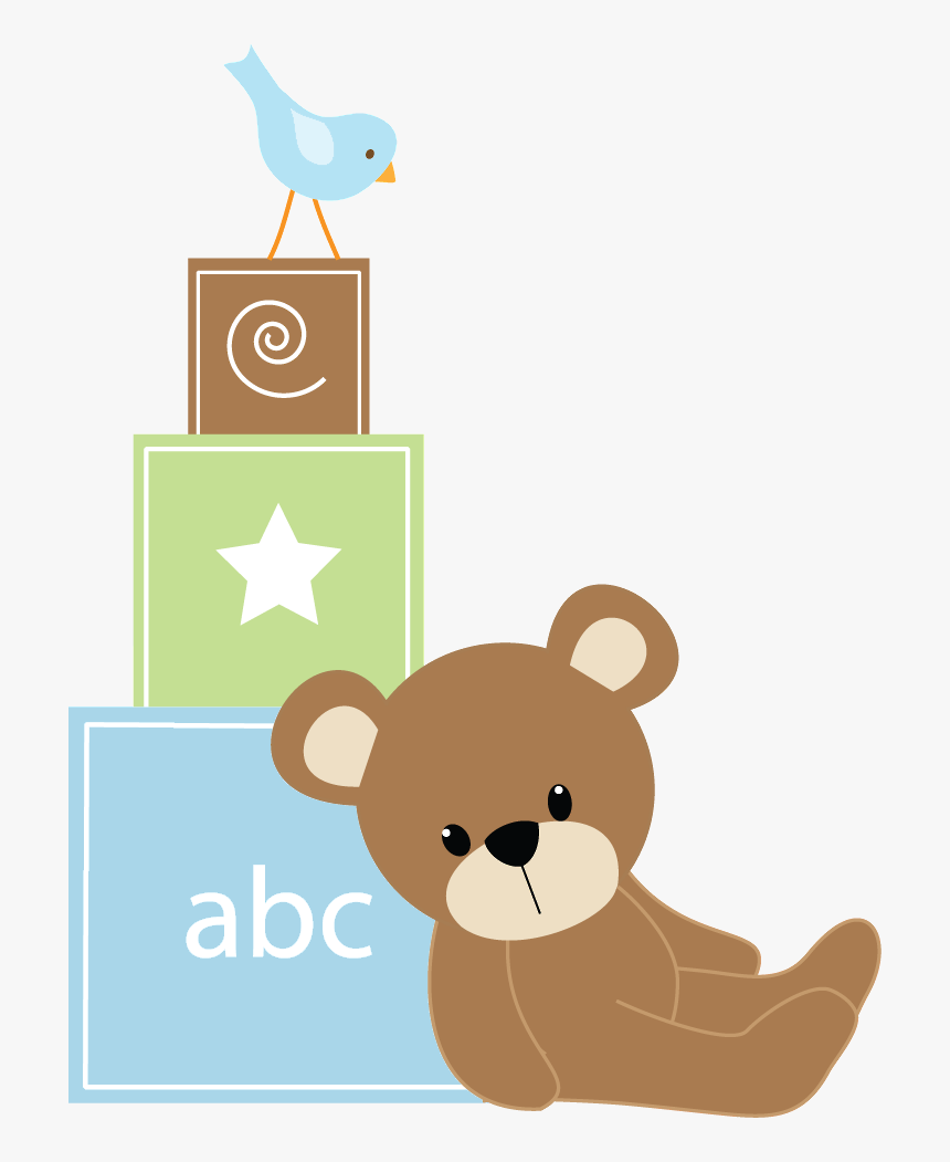 Bear Baby Shower Clipart Hd Png Download Kindpng