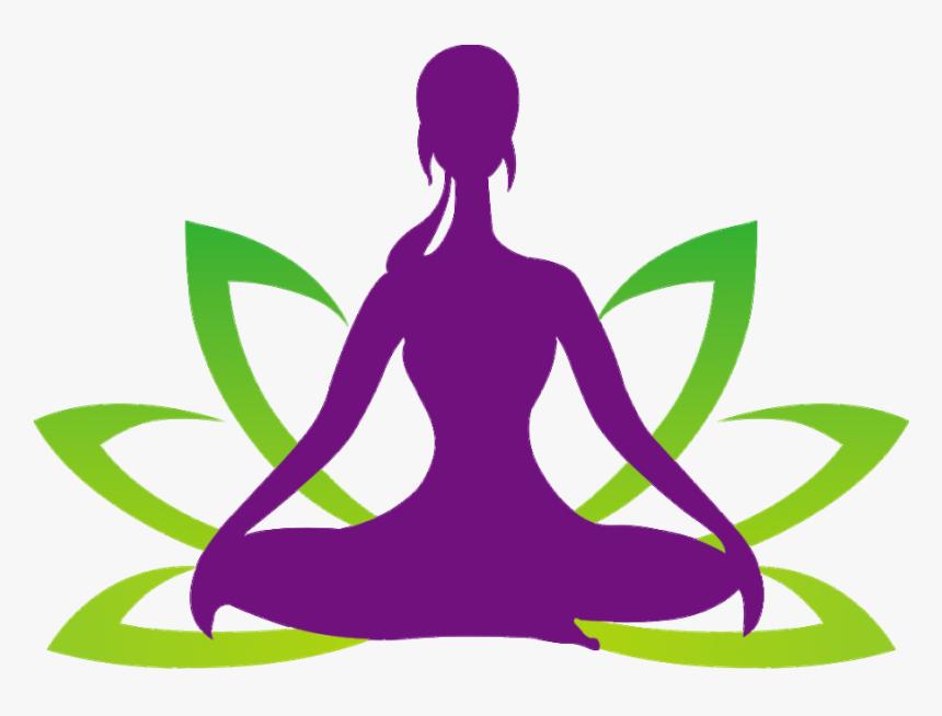 Yoga Logo Download Itunes Vector Image Of Yoga Hd Png Download Kindpng