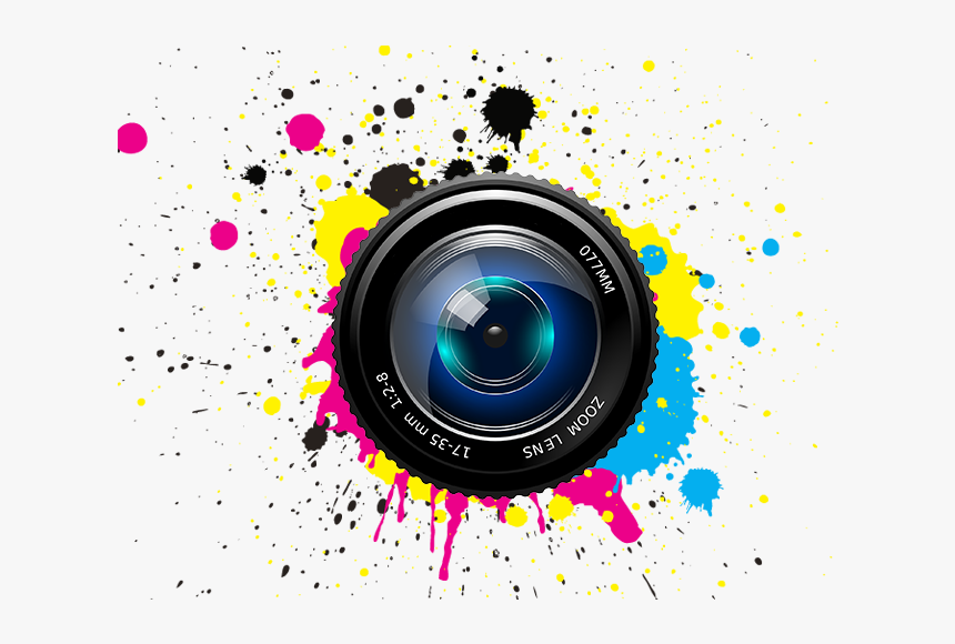 Colorful Camera Logo Png, Transparent Png - kindpng