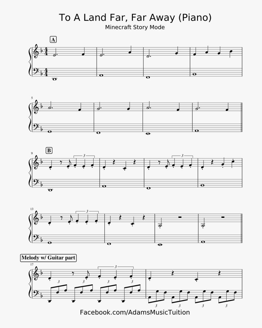 Trót Yêu Piano Sheet, HD Png Download, Free Download
