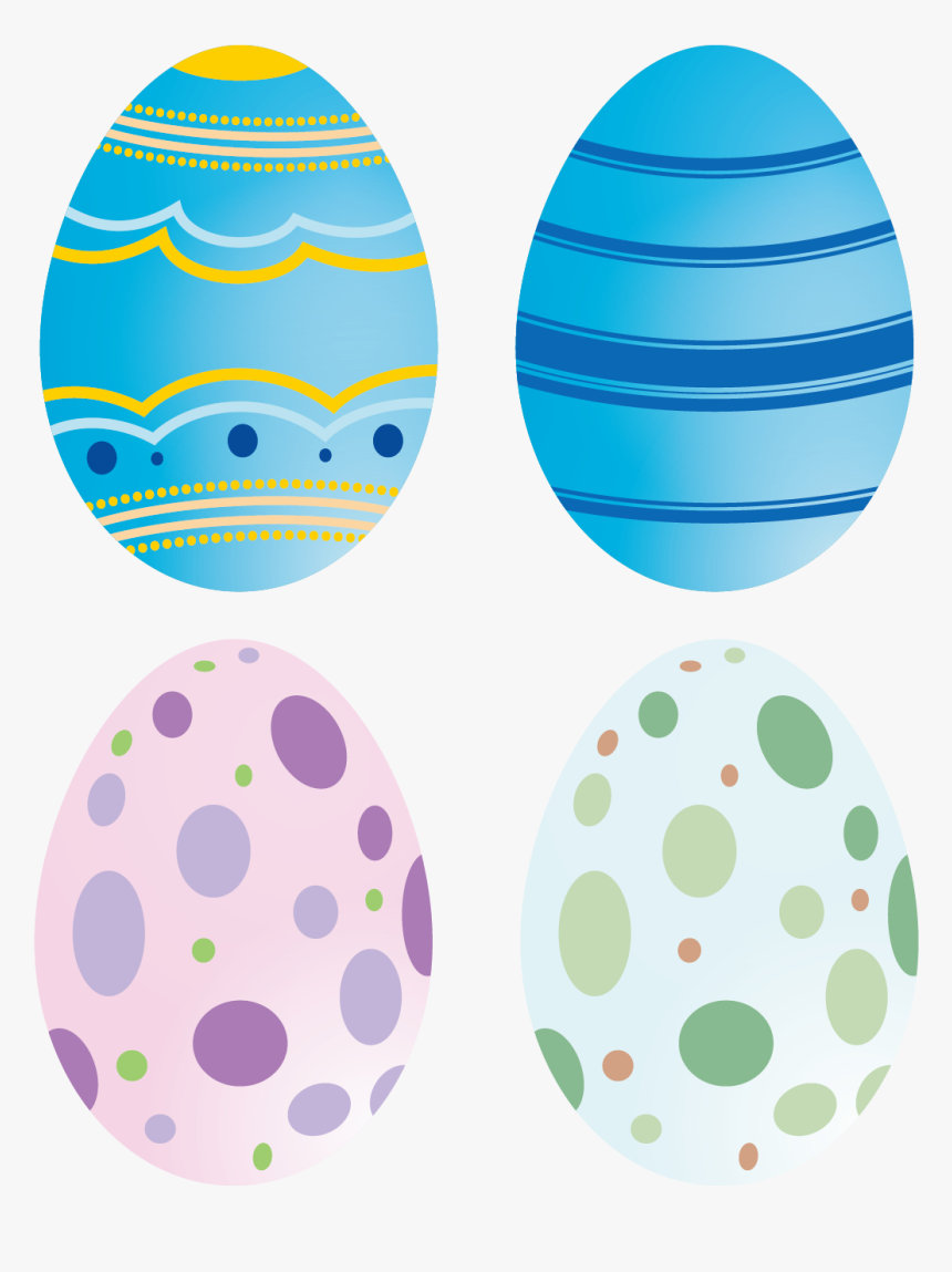 Easter Bunny Easter Egg Egg Color Png Vector Transparent Png Kindpng