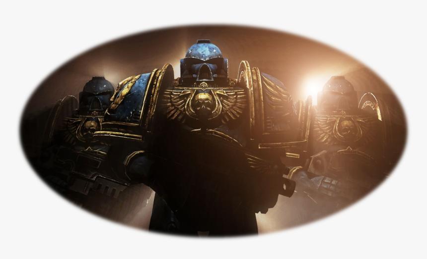 Warhammer 40k Space Marine, HD Png Download, Free Download