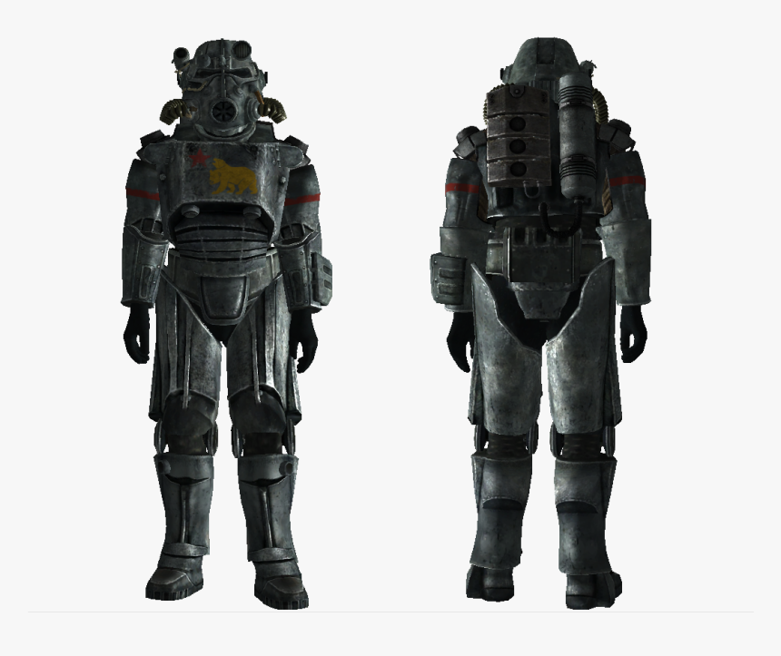 Nukapedia The Vault - Ncr Power Armor, HD Png Download, Free Download