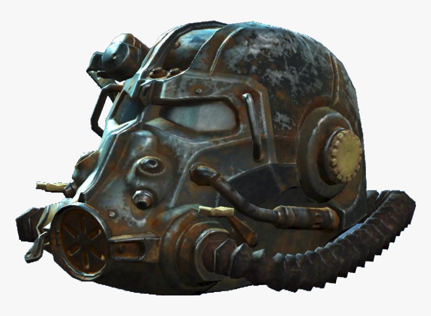 Nukapedia The Vault - T 60 Power Armor Helmet, HD Png Download, Free Download