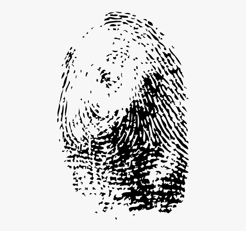 Finger Prints Vector, HD Png Download, Free Download