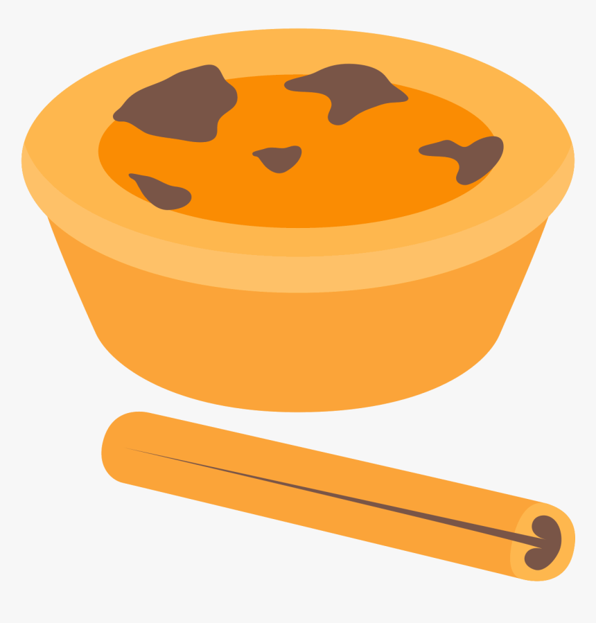 Transparent Pot Pie Clipart - Pastel De Nata Vector, HD Png Download, Free Download