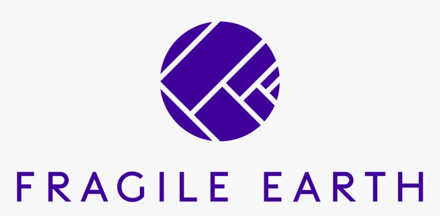 Fragileearth Lockup Purple - Circle, HD Png Download, Free Download