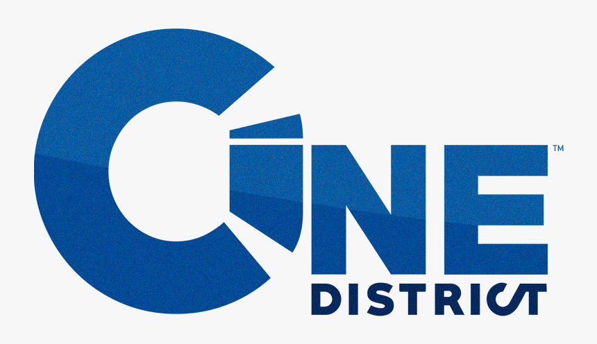 Cine District - Graphic Design, HD Png Download, Free Download