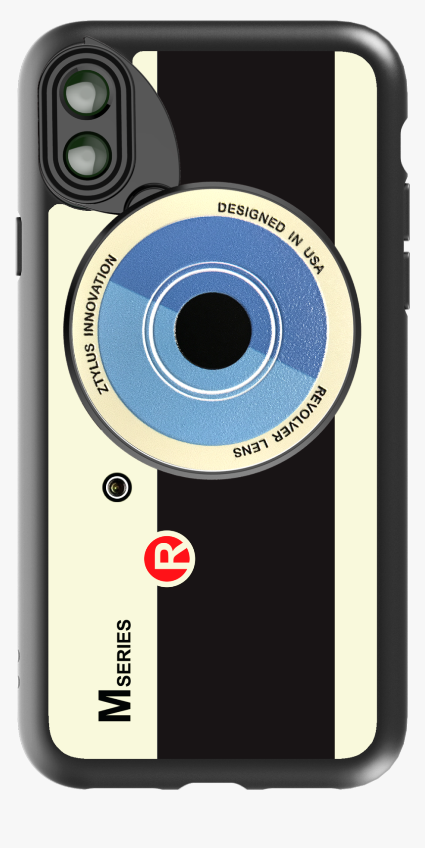 Iphone X / Xs Revolver M Series Lens Kit - Iphone X Ztylus Revolver Review, HD Png Download, Free Download