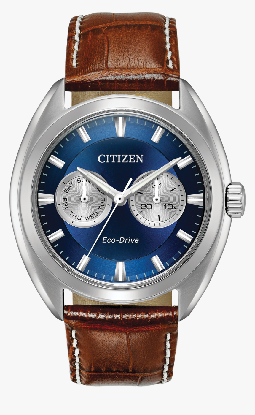 Blue Citizen Eco Drive Watch, HD Png Download, Free Download