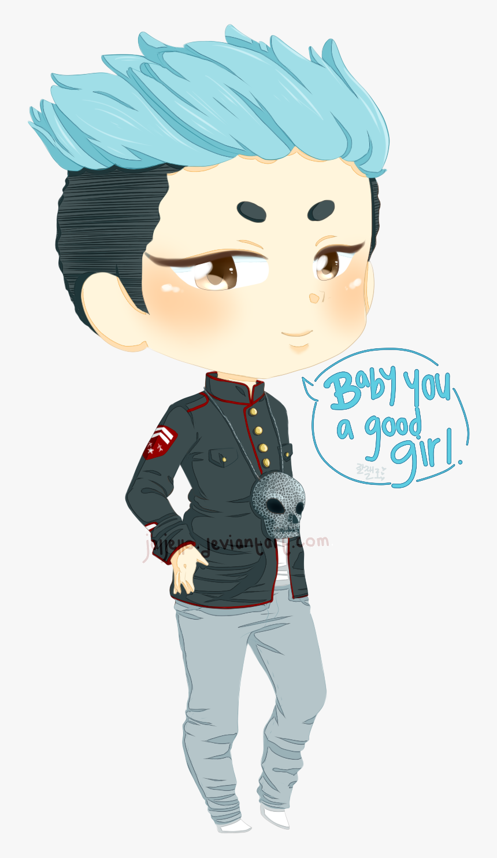 Bigbang Draw Png, Hd Wallpaper - Anime Drawing Bad Boy, Transparent Png, Free Download