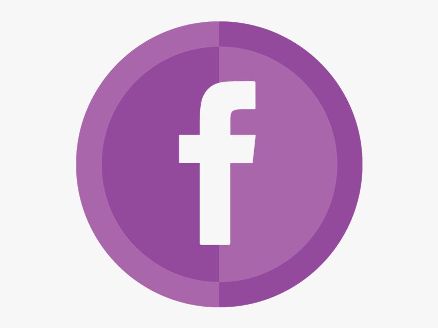 Facebook Purple Logo Png - Instagram Transparent Background Social Media Logo, Png Download, Free Download