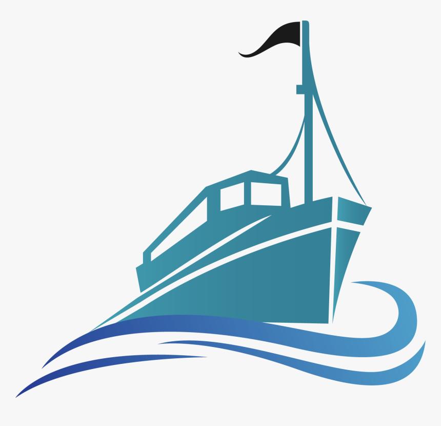 Cargo Ship Maritime Transport Clip Art - Vector Cargo Ship Png, Transparent Png, Free Download