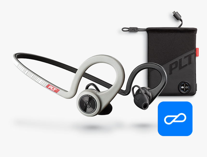 Plantronics Backbeat Fit Headset, HD Png Download, Free Download