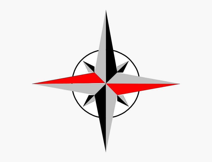 East To West Compass, HD Png Download, Free Download
