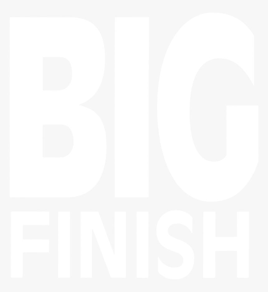 Big Finish Logo - Big Finish Logo Png, Transparent Png, Free Download