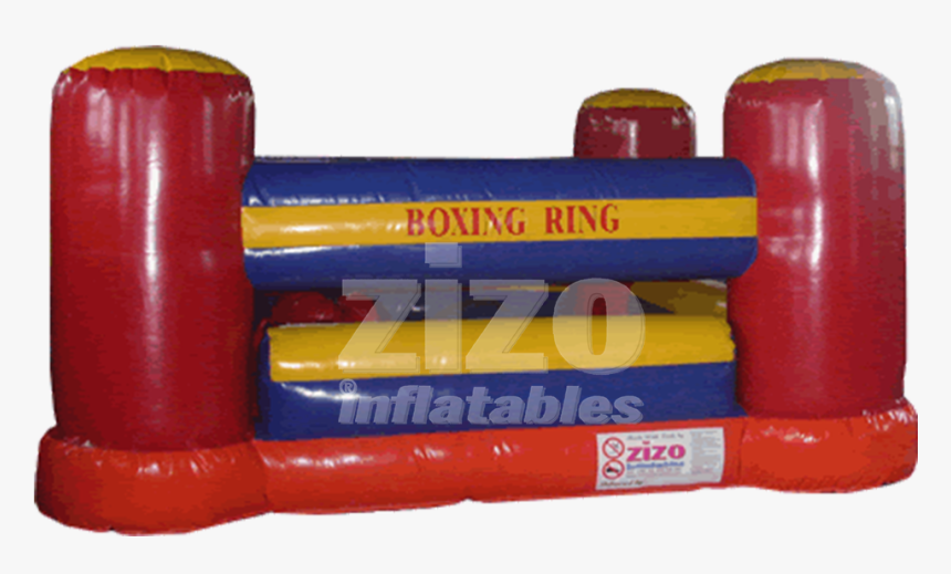Free Boxing Ring Ropes Png - Inflatable, Transparent Png, Free Download