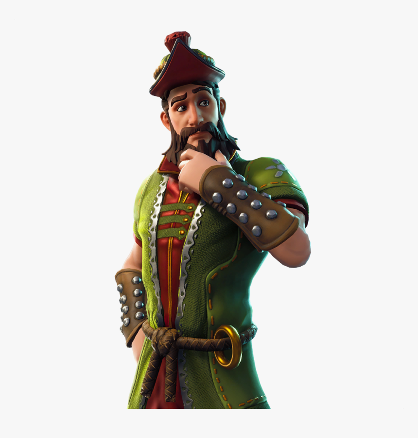 Fortnite Hacivat Skin Png, Transparent Png, Free Download