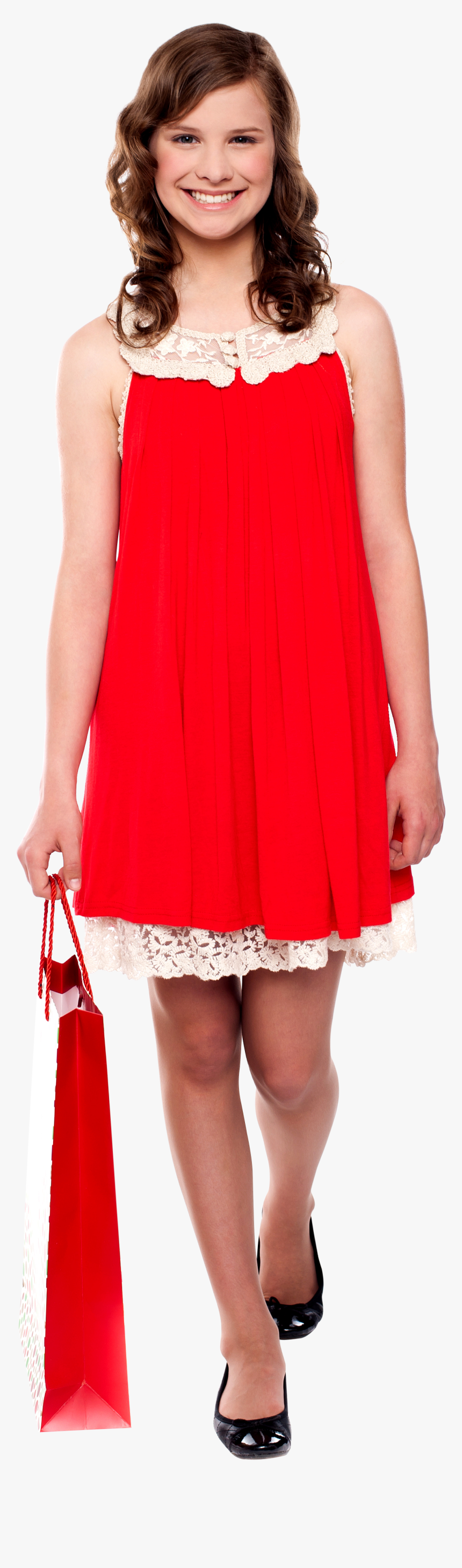 Women Shopping - Png High Quality Girl, Transparent Png, Free Download