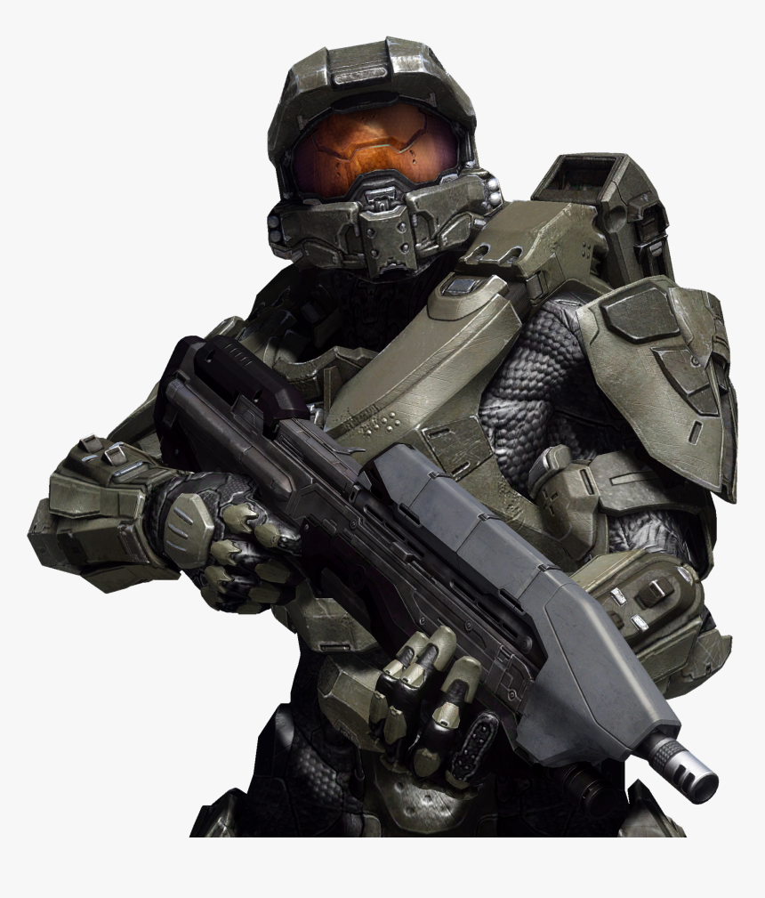 Halo4 Master Chief 05 Hd Png Download Kindpng